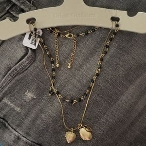 urban outfitters chomer style locket necklace